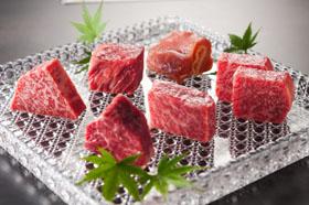 溶岩焼きお肉三昧コース